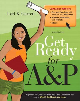 Get Ready for A & P [With Access Code] 9780321517043
