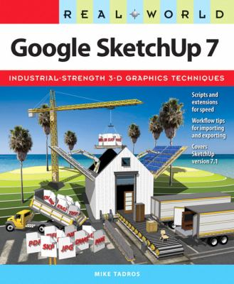 Google Sketchup 7 [With CDROM] 9780321660312