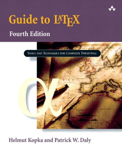 Guide to Latex 9780321173850