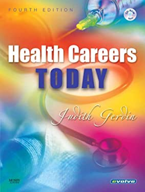 Health Careers Today [With CDROM]