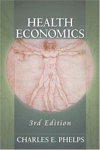 Health Economics 9780321068989