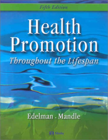 Health Promotion Throughout the Lifespan 9780323014847