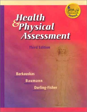 Health and Physical Assessment 9780323012140