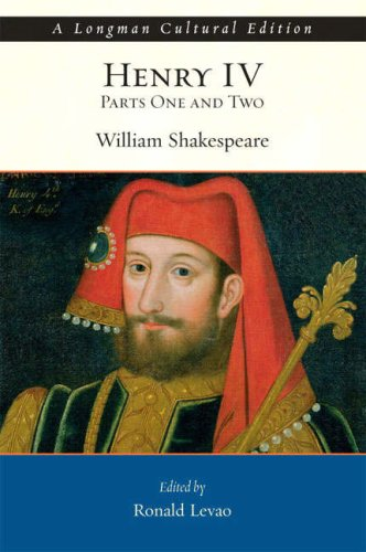 Henry IV, Parts One and Two 9780321182746