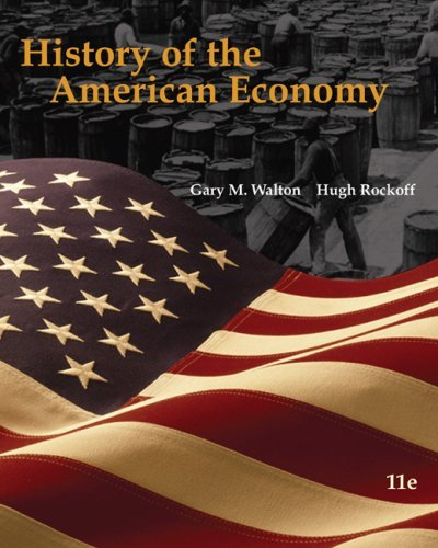 History of the American Economy [With Access Code] 9780324786620