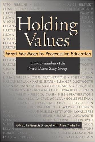 Holding Values: What We Mean by Progressive Education 9780325007243
