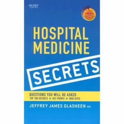 Hospital Medicine Secrets [With Student Consult Access] 9780323040877