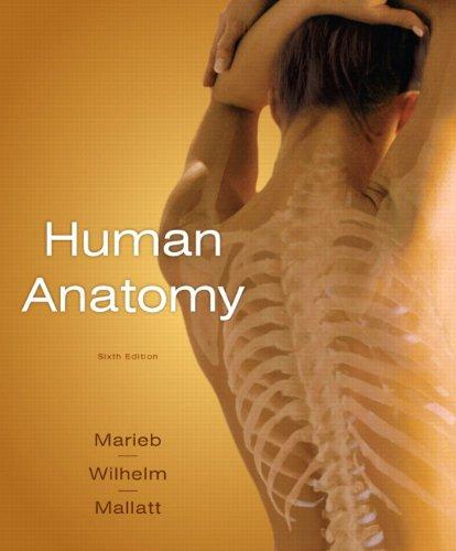 Human Anatomy [With CDROM] 9780321616111