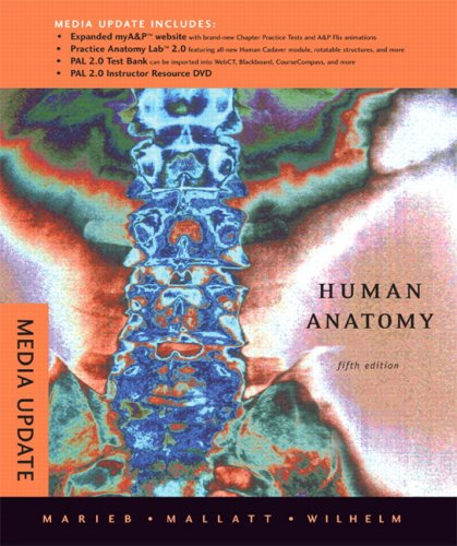 Human Anatomy, Media Update [With Brief Atlas of the Human Body] 9780321597236
