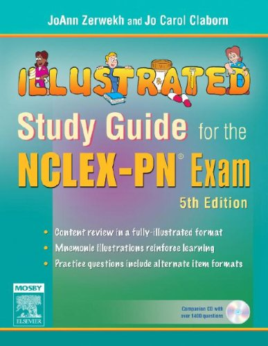 Illustrated Study Guide for the NCLEX-PN? Exam 9780323039574