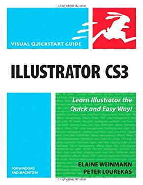 Illustrator CS3 for Windows and Macintosh: Visual QuickStart Guide 9780321510457