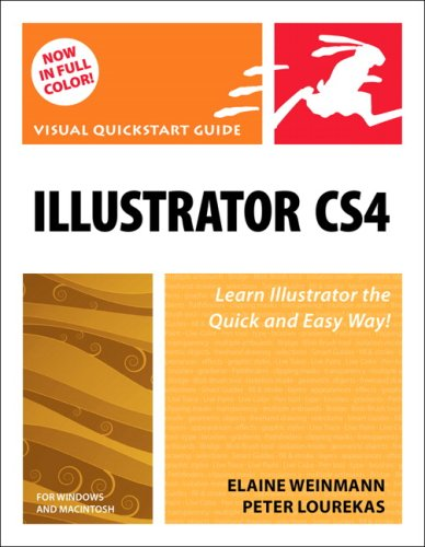 Illustrator CS4 for Windows and Macintosh 9780321563453