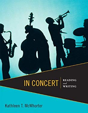 In Concert: Reading and Writing 9780321838629