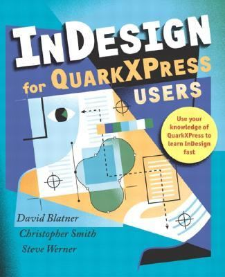 Indesign for QuarkXPress Users 9780321159489