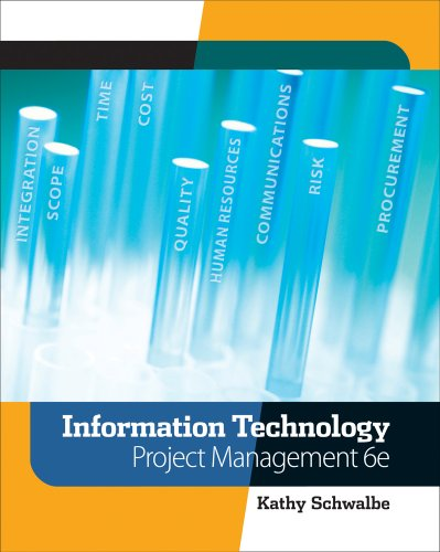 Information Technology Project Management [With Microsoft Project 2007 60-Day Trial Version] - 6th Edition