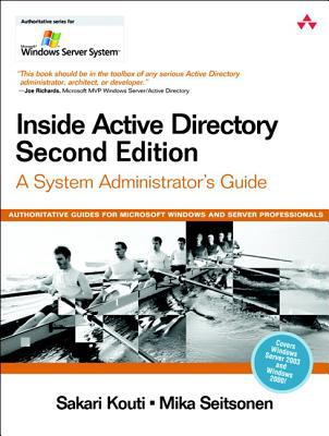 Inside Active Directory: A System Administrator's Guide 9780321228482