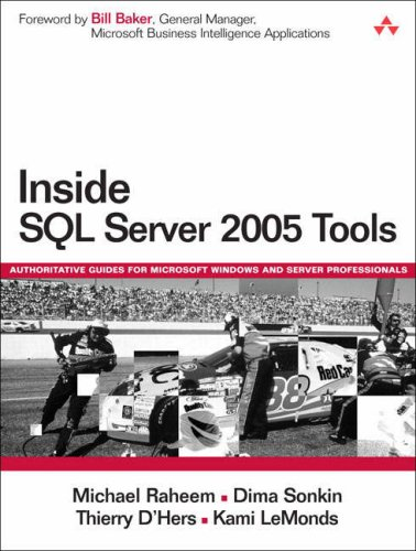 Inside SQL Server 2005 Tools [With CDROM] 9780321397966