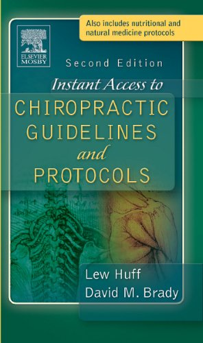 Inst Accss to Chiro Gdlns/Protocol2 9780323030687