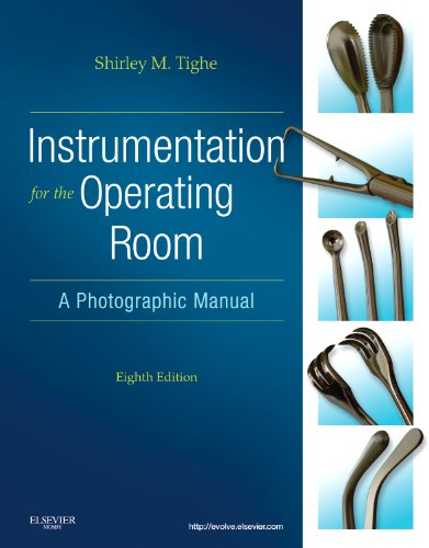 Instrumentation for the Operating Room: A Photographic Manual 9780323077392
