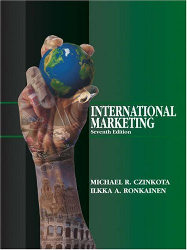 International Marketing 9780324190465