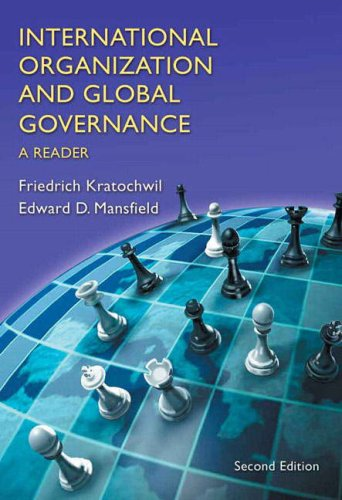 International Organization and Global Governance: A Reader 9780321349170