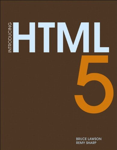 Introducing HTML5 9780321687296