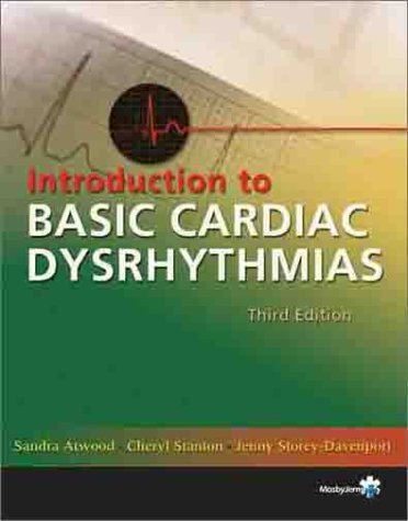 Introduction to Basic Cardiac Dysrhythmias 9780323018647