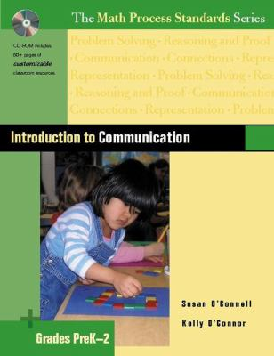 Introduction to Communication: Grades PreK-2 [With CDROM] 9780325012360