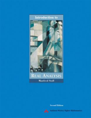 Introduction to Real Analysis 9780321046253