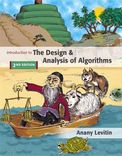 Introduction to the Design & Analysis of Algorithms 9780321358288