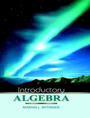 Introductory Algebra 9780321269478