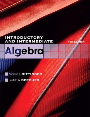 Introductory and Intermediate Algebra 9780321613370