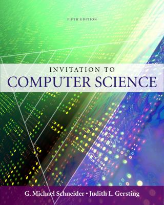 computer science book Introduction to computing e xplorations in this book started from the premise that computer science should be this book is designed around a one semester.
