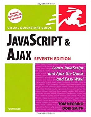 JavaScript and Ajax for the Web 9780321564085