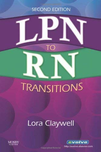 LPN to RN Transitions 9780323058797