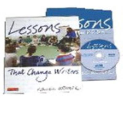 Lessons That Change Writers [With Electronic Binder] 9780325012902
