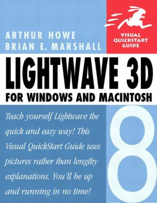 LightWave 3D 8 for Windows and Macintosh 9780321232953