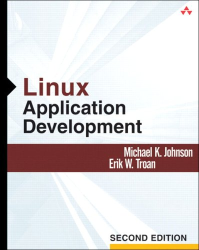 Linux Application Development 9780321219145