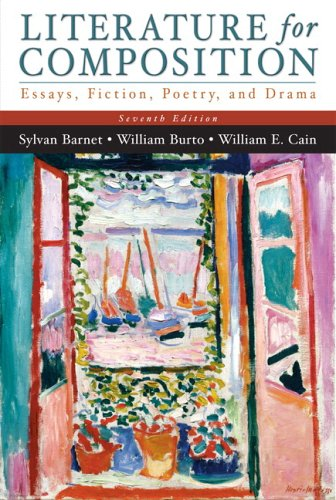Literature for Composition: Essays, Fiction, Poetry, and Drama 9780321296511