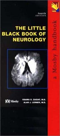 Little Black Book of Neurology 9780323014151
