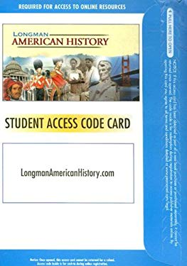Longarm America History Student Access Code 9780321317322
