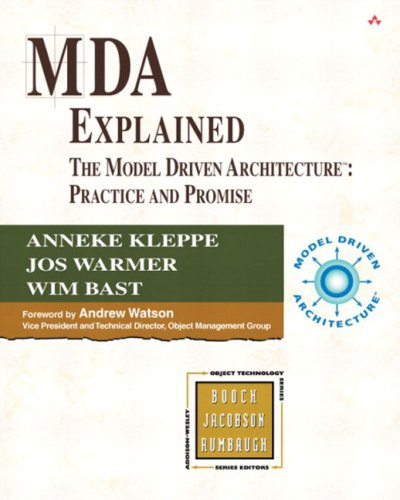 MDA Explained: The Model Driven Architecture: Practice and Promise 9780321194428