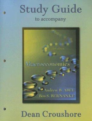 Macroeconomics 9780321185624