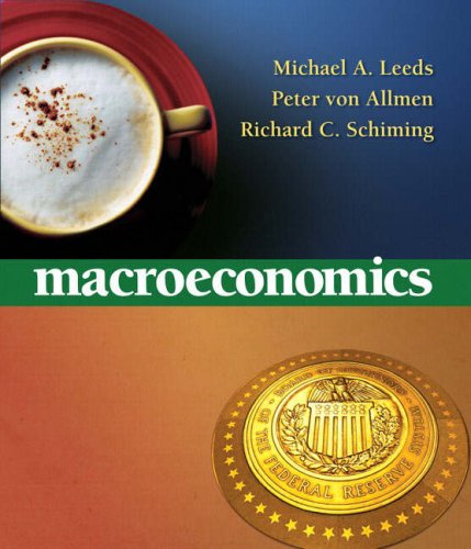 Macroeconomics Plus Myeconlab [With Plus Myeconlab] 9780321278944