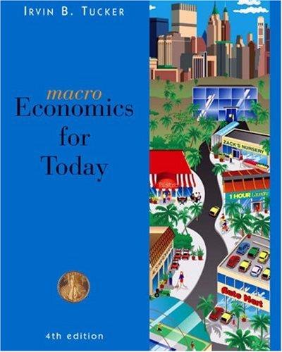 Macroeconomics for Today 9780324301977
