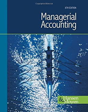 Managerial Accounting 9780324376005