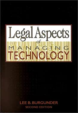 Managing the Legal Aspects of Technology 9780324027204
