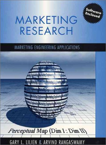 Marketing Research: Marketing Engineering Applications 9780321046468