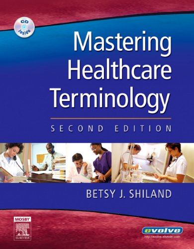 Mastering Healthcare Terminology [With CDROM] 9780323035729