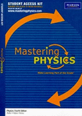 Physics Student Access Kit 9780321696274